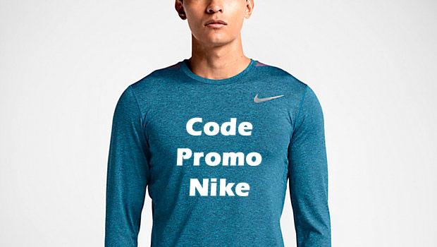 Code de Promotion Nike