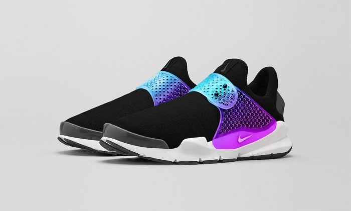 Photo de la Nike Sock Dart Black Grape