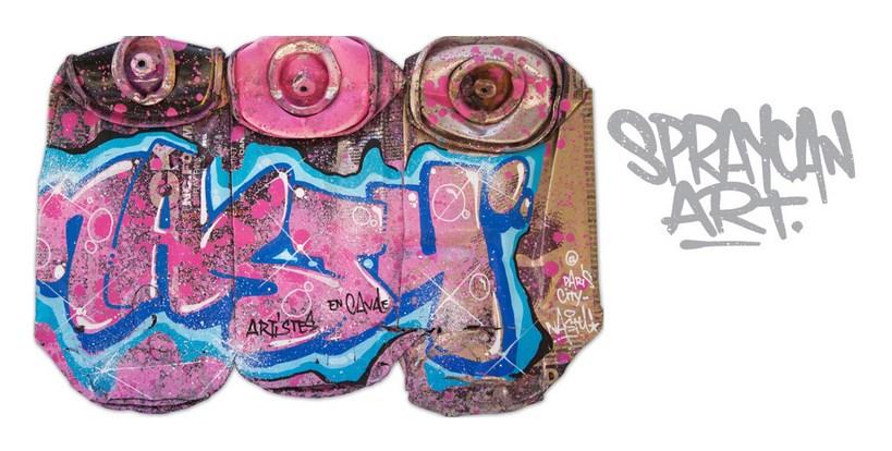 Spraycan Art Nasty Exposition