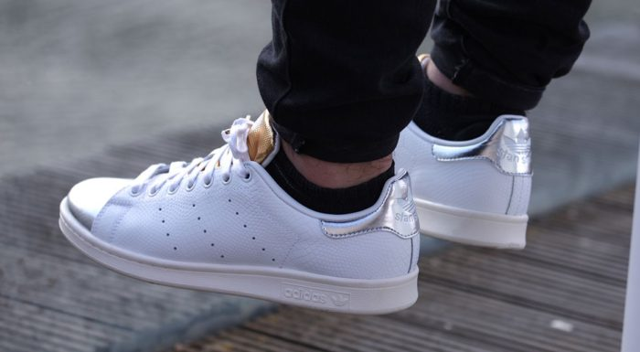 Adidas Stan Smith Metallic Pack Silver