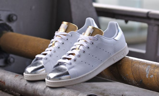 adidas stan smith peau de serpent