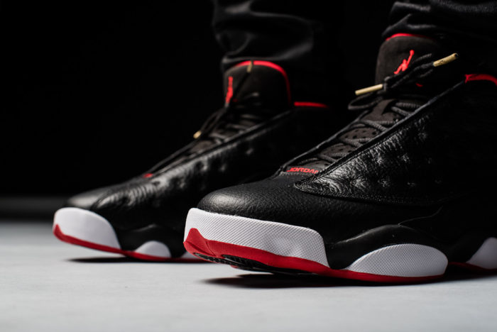Chaussure Air Jordan 13 Low Bred