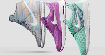 Collection NikeiD X Liberty of London - Ete 2015