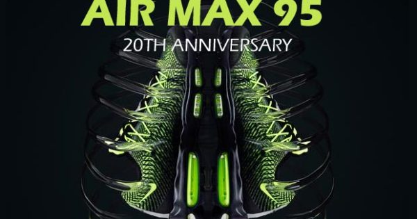 Air Max 95 20th Anniversary