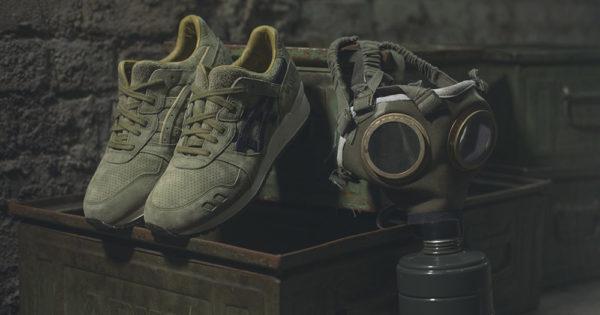 Footpatrol Asics Gel Lyte 3 Squad