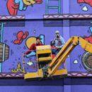 Street Art Jace Paris 13 Paris Galerie MathGoth