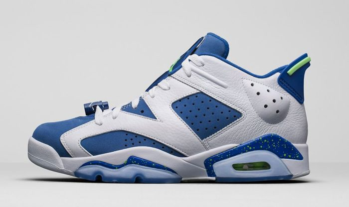Air Jordan 6 Low Insignia Blue 304401-106