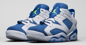 Air Jordan 6 Low Insignia Blue
