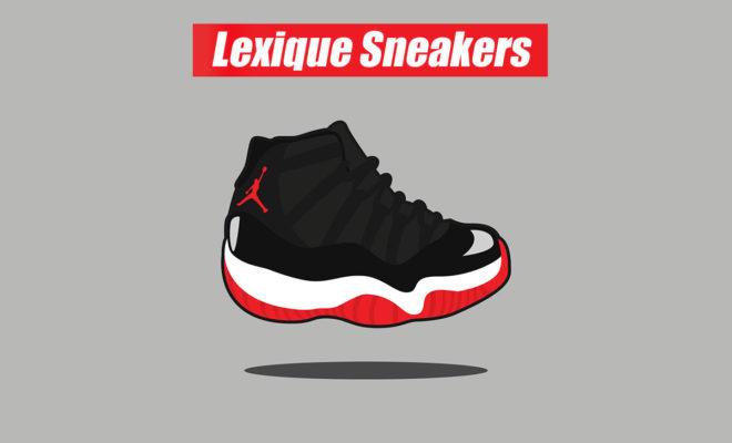 LE Lexique de la Sneakers  60 termes expliqués et détaillés  9f3743a02