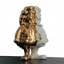 Mc Supersized Gold by Ron English - K.olin Tribu