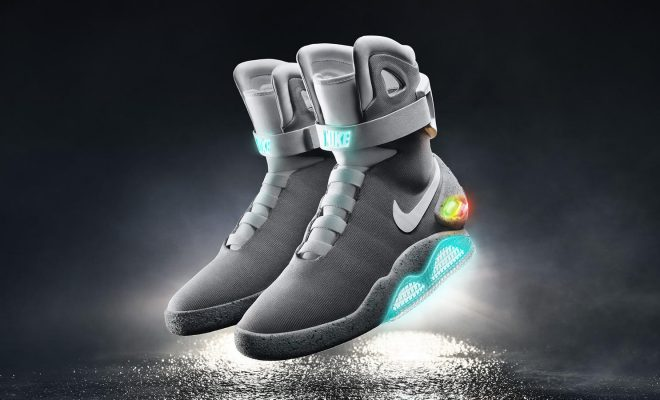 Nike Mag Power Laces Release