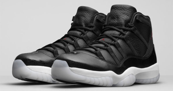 Air Jordan 11 72-10 Date de sortie et Photo Officielle