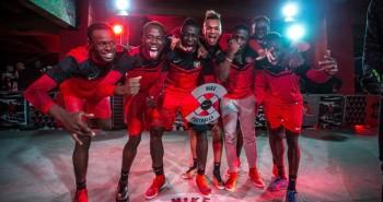 Danube City Vainqueur du tournoi Winner Stays Paris Nike FootballX