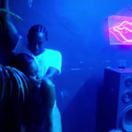 Kendrick Lamar - These Walls clip video