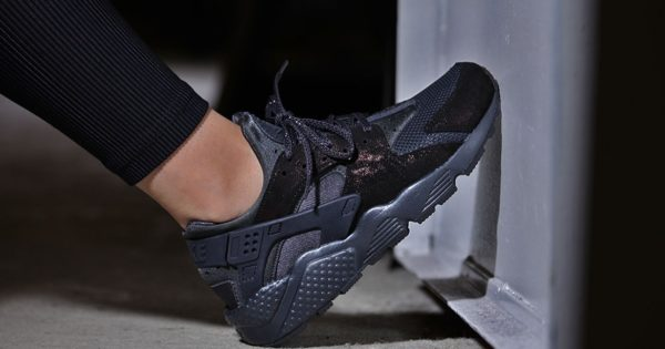 Nike Air Huarache Run Anthracite pour femme