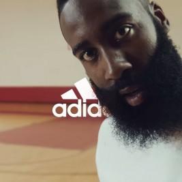Adidas Creators Never Follow avec James Harden
