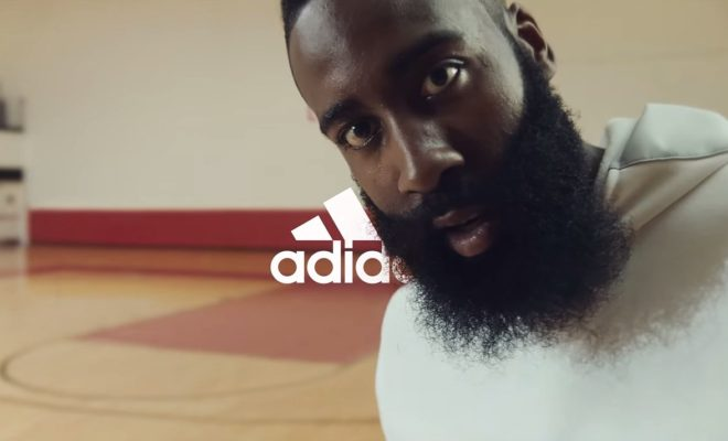 Adidas Creators Never Follow avec James Harden