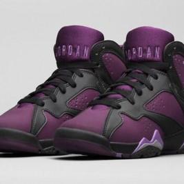 Air Jordan 7 Mulberry pour fille