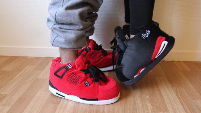 Chausson Air Jordan Snufy
