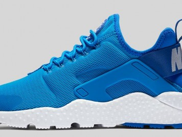 Nike Air Huarache Ultra Femme Blue 819151-003