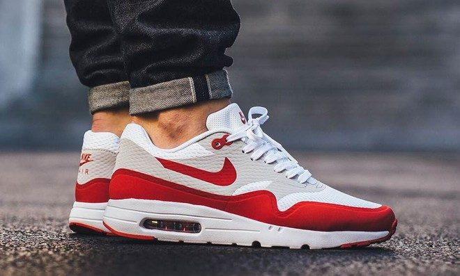 Nike Air Max 1 Ultra Essential Varsity Red OG
