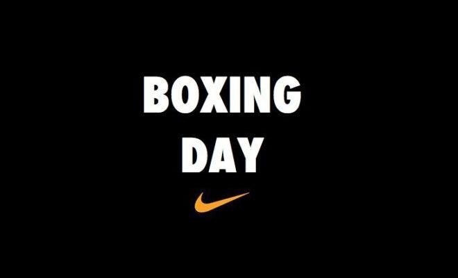 Nike Boxing Day