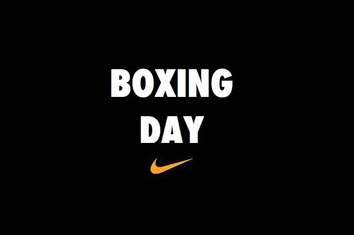 Nike Boxing Day