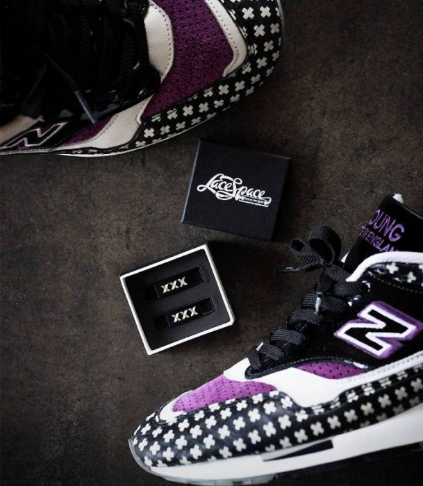 Lace Locks Personnalisés Sneakers