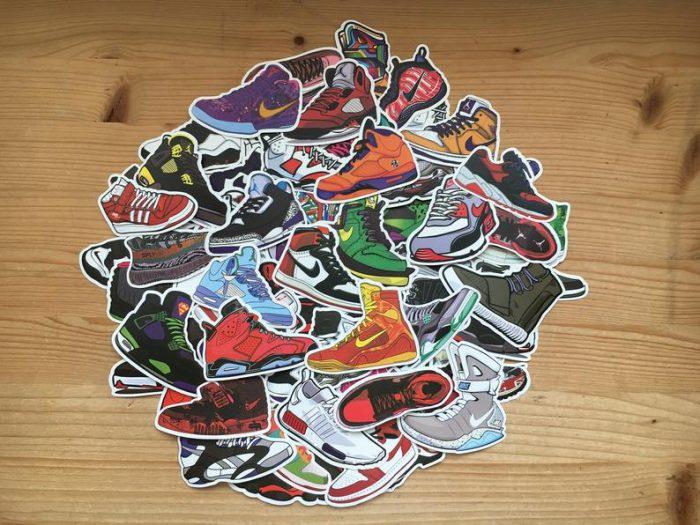 Stickers Sneakers et Streetwear