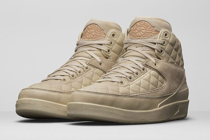 "Air Jordan 2 Don-C ""Beach"""