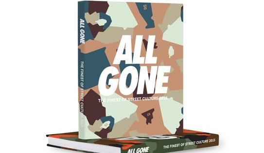 All Gone Book 2015
