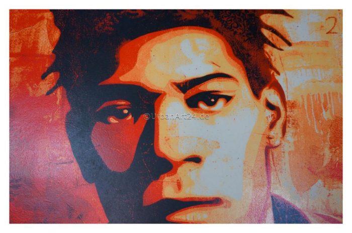 Print Basquiat - Urban Art 24