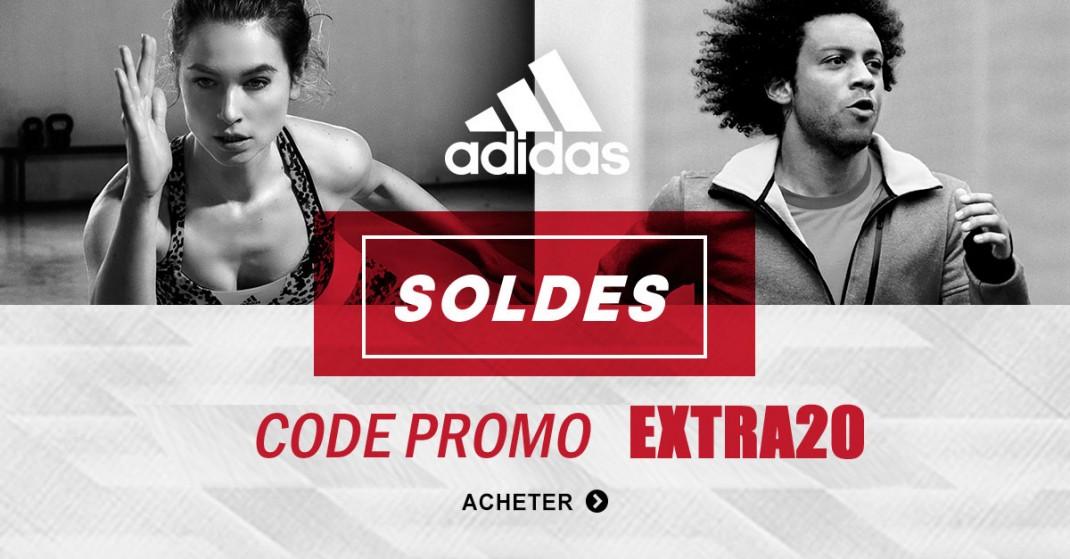 Code Promo adidas EXTRA20