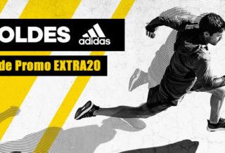Code Promo adidas EXTRA20 - Novembre 2016