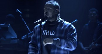 Kendrick Lamar Untitled 2 Live Show Jimmy Fallon