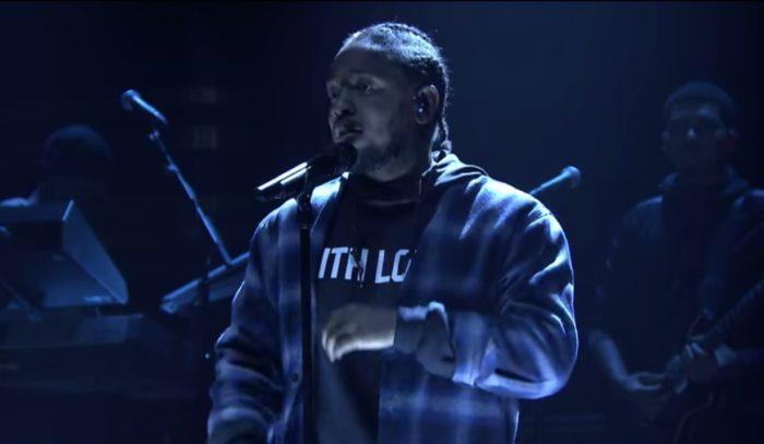Kendrick Lamar Untitled 2 Live Show Jimmy Fallon