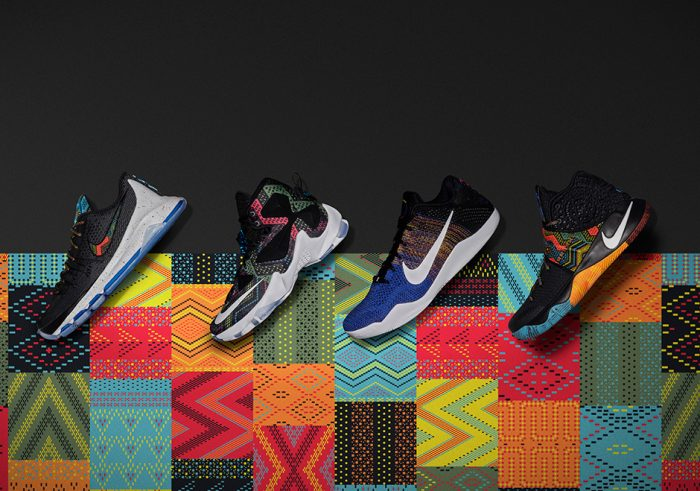 "Nouvelle collection Nike BHM ""Black History Month"""