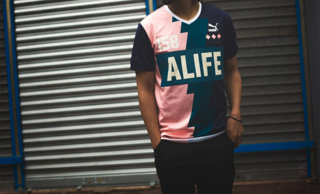Alife X Puma Collection Capsule 2016