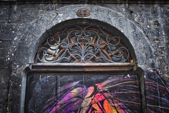 Collage Street Art Hopare