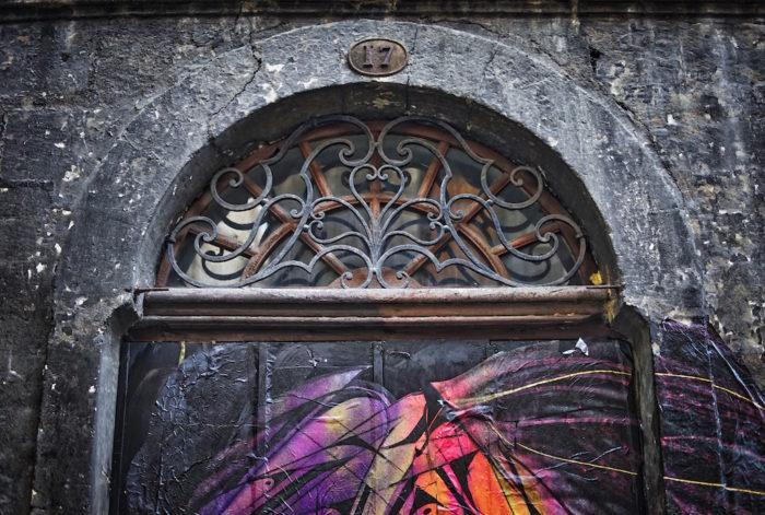 Collage Street Art Hopare