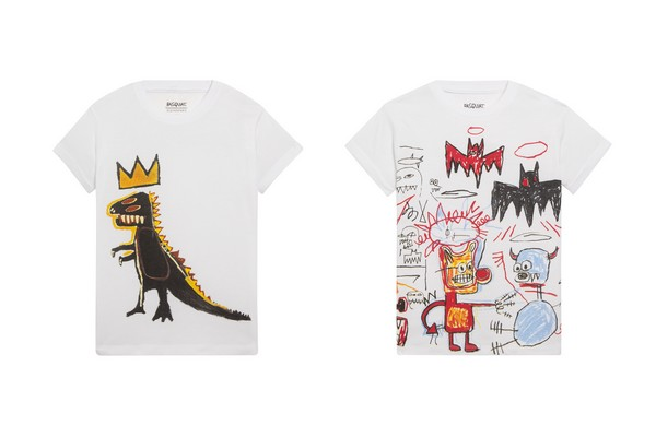 Collection-T-shirt-Eleven-Paris-Jean-Michel-Basquiat