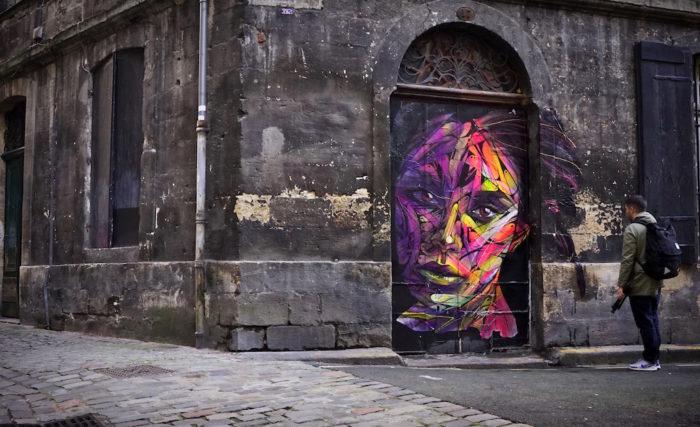 Hopare Street Art Bordeaux