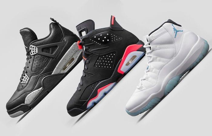 Restock Air Jordan Retro sur Size?