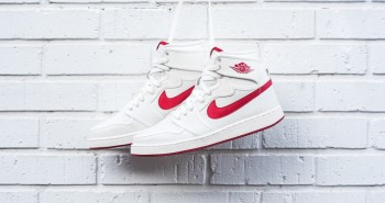 Air Jordan 1 KO High OG Sail Red 638471-102