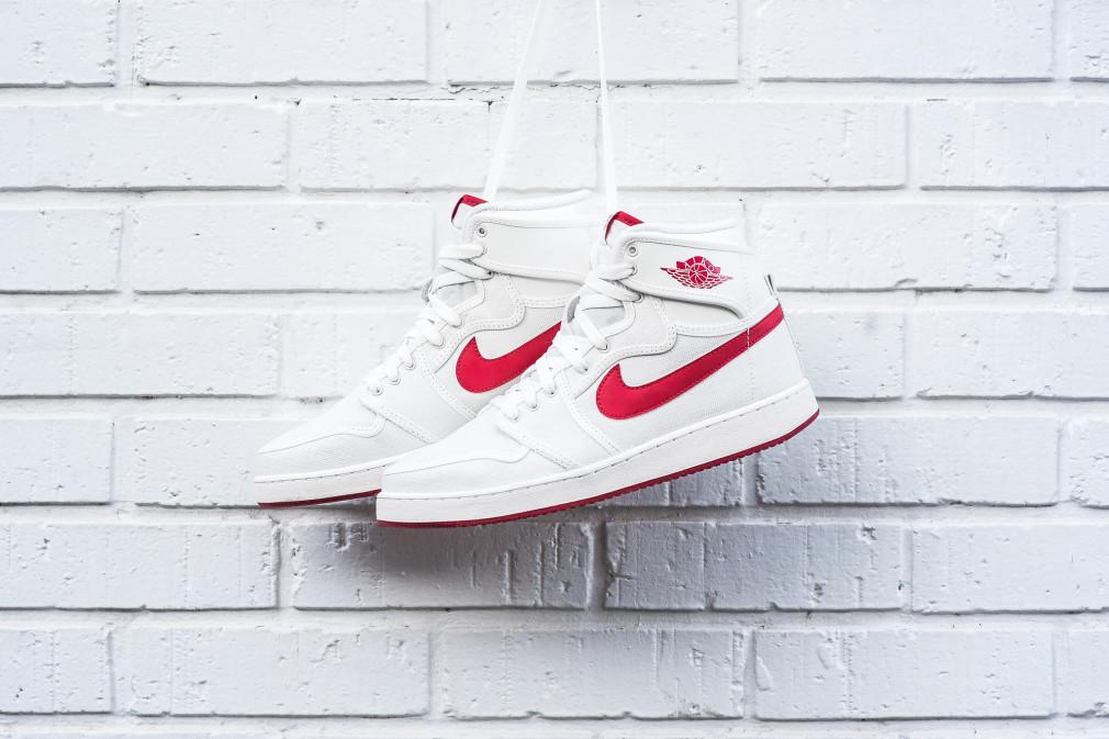 Air Jordan 1 KO High OG Sail Red 638471-102