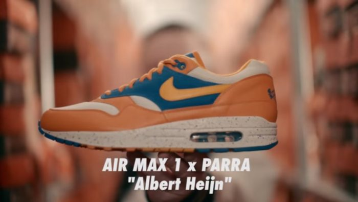 Air Max 1 X Parra Albert Heijn