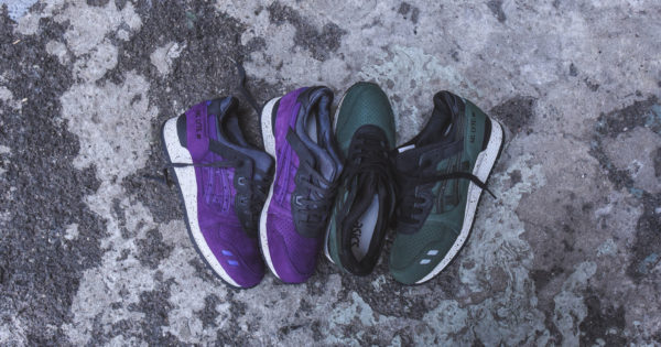 Asics Gel Lyte 3 After Hours Pack