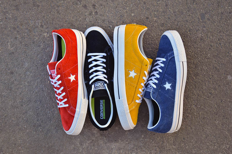 Converse dévoile la One Star Hairy Suede | Sneak art