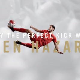 Eden Hazard Pub Lotus The Perfect Kick