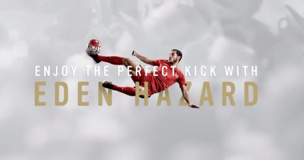 Eden Hazard Pub Lotus The Perfect Kick